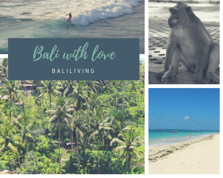 In love with Bali